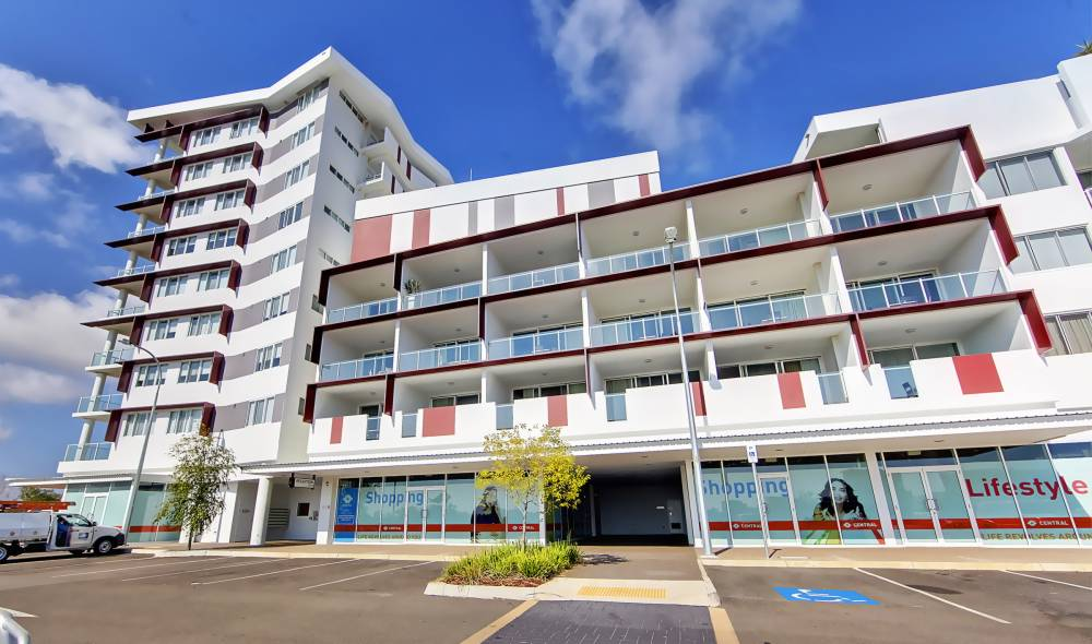 Townsville City Holiday Apartment 76a Holborn Apartments